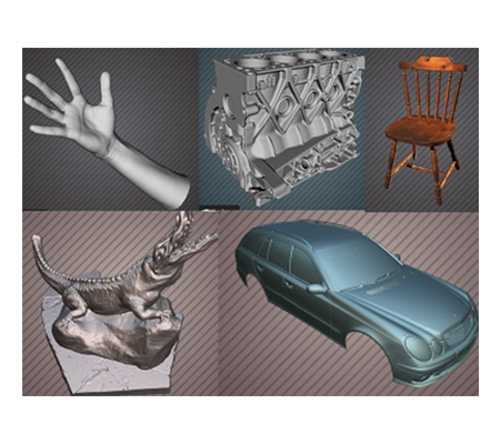 Alexandria 3d Scanning Parts Digital Scan 3D