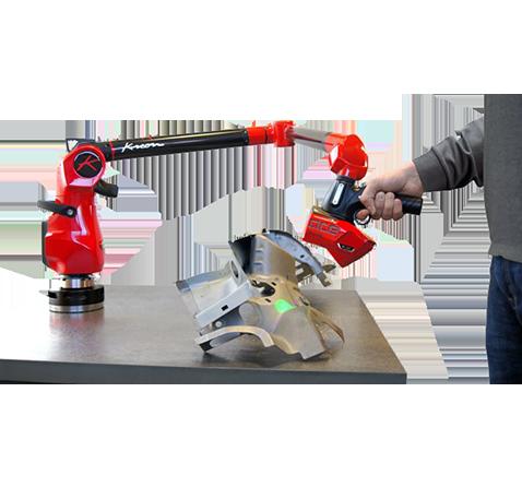 Kreon Arm 3D Scanner